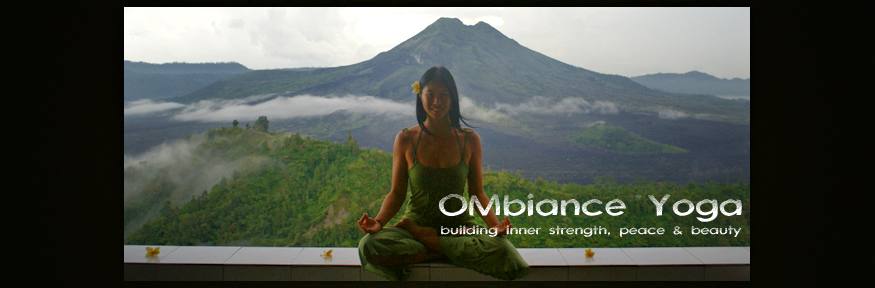 OMbiance Yoga in Bali