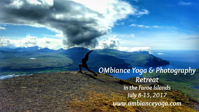 OMbiance Yoga in Faroe Islands